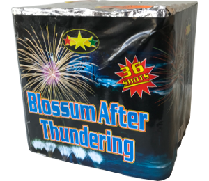 Blossum After Thundering 36sh