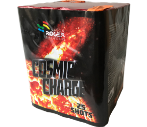 Cosmic Charge 25sh