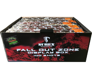 Fall Out Zone 100sh