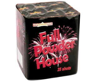 Full Powder House 25sh