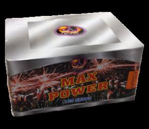 Max Power 100sh