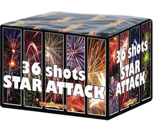 Star Attack 36sh
